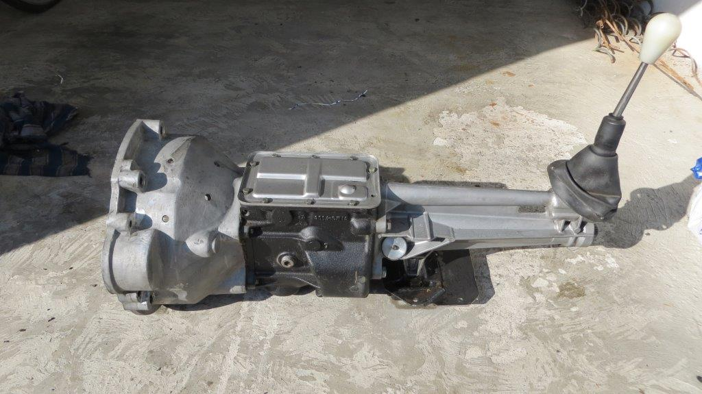 For Sale] Ford Type-E Rocket 4-speed transmission / gearbox with