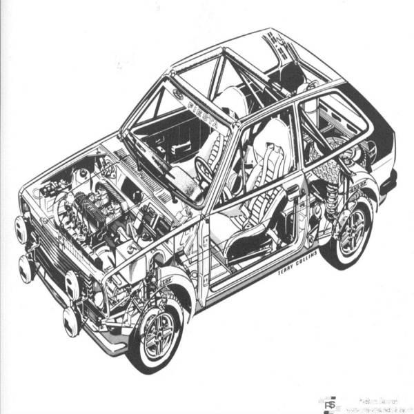 Roger Clarke/MK1 Fiesta