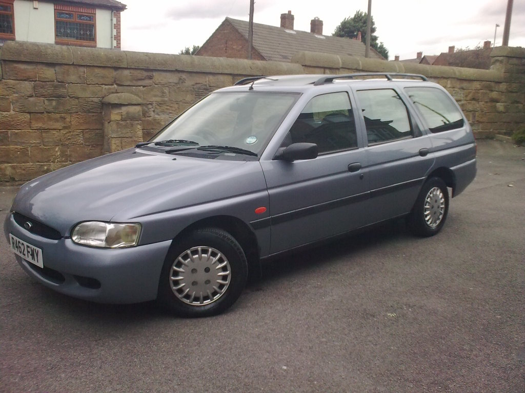 Ford Escort Mk6 Estate 1 8td 1998 R Reg Mint With Only
