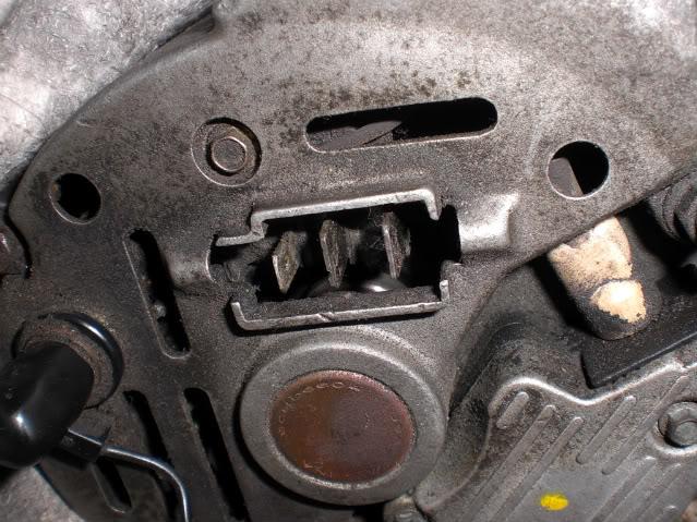Help Wanted  Alternator Wiring