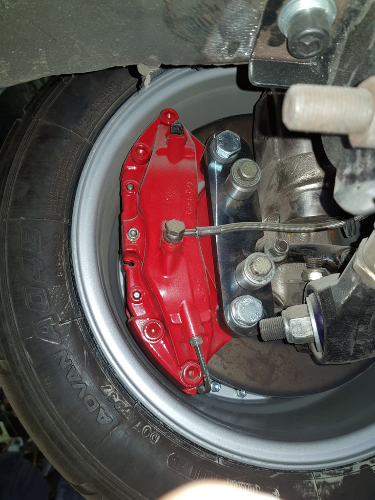 Rear Brake Caliper >> How To: Brake disks which can be used On Mk1/2 Escorts etc