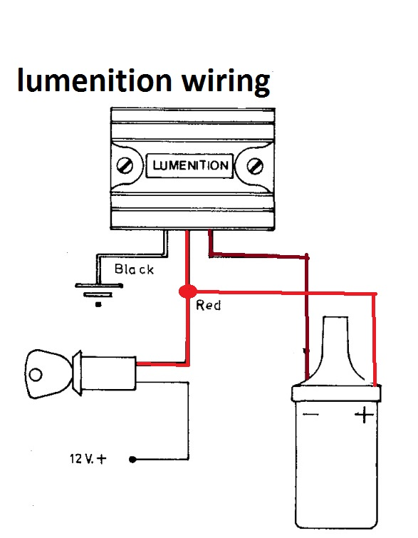 Ignition wiring for pinto question hhrev limiter – Lumenition Wiring Diagram