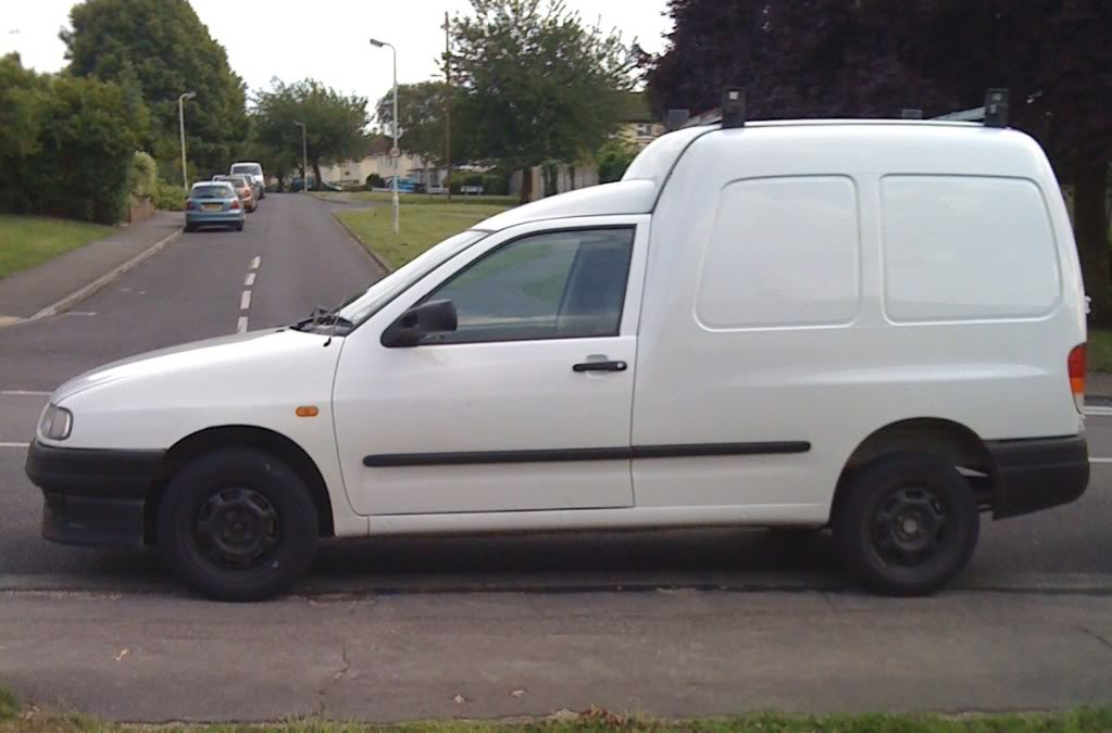 Seat Inca Van 2002 Same As Vw Caddy