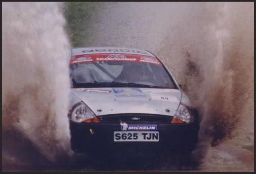 Re Ka Championship Rally Car Rebuild