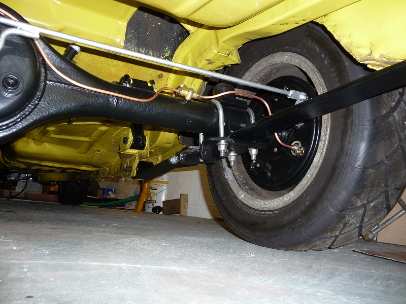 Decambered Leaf Springs Too Much