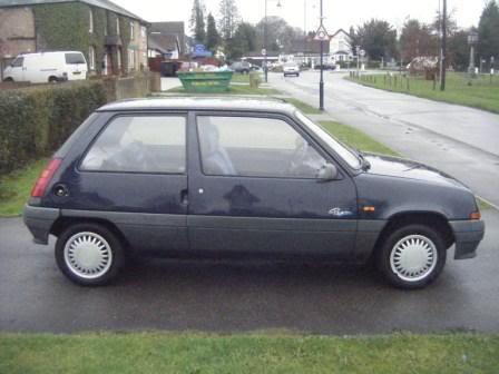 1994 Renault 5 Campus Mint 163 700