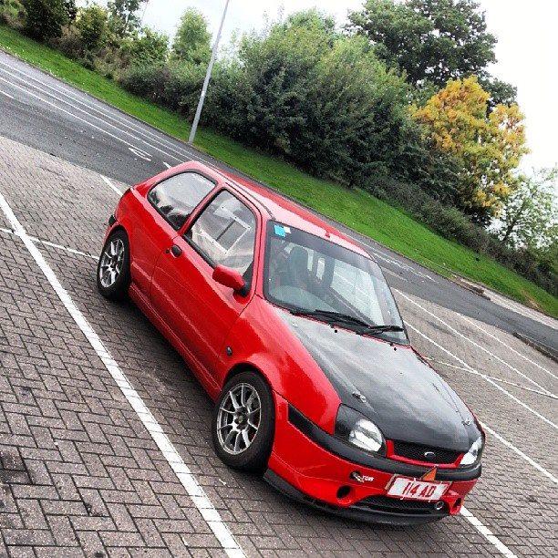 Mk5 Fiesta Track Car Project