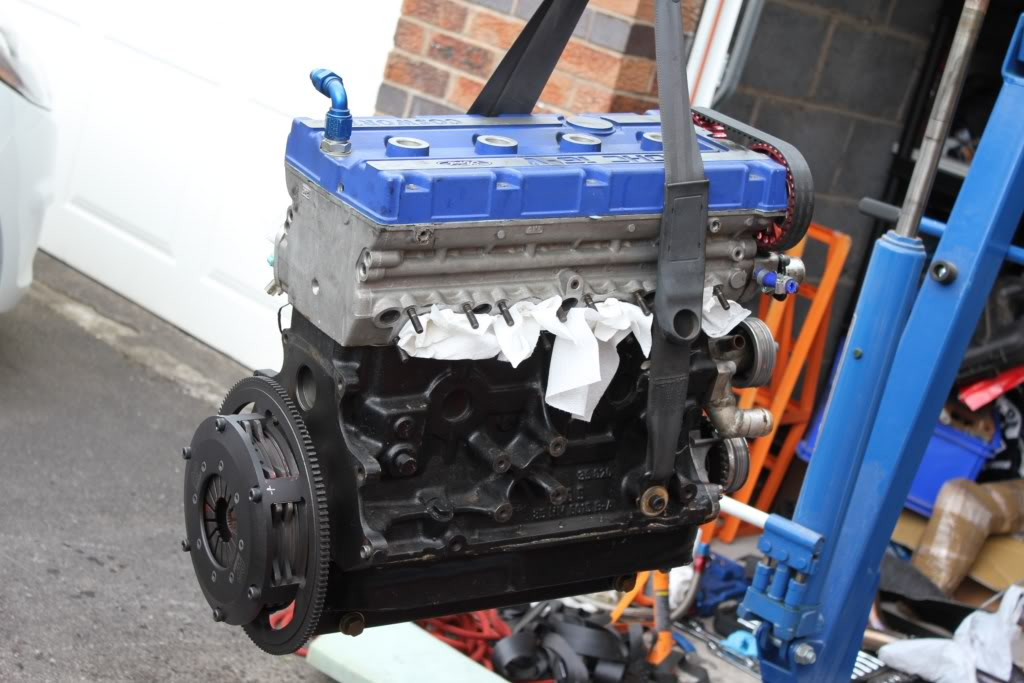 N/A Atmo YB Cosworth Engine