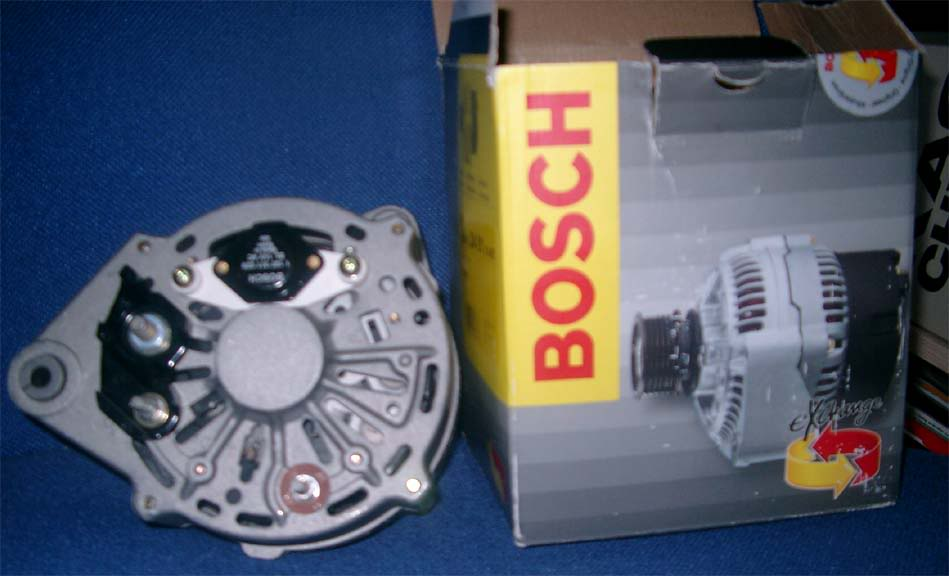 Brand New Bosch Cosworth Alternator