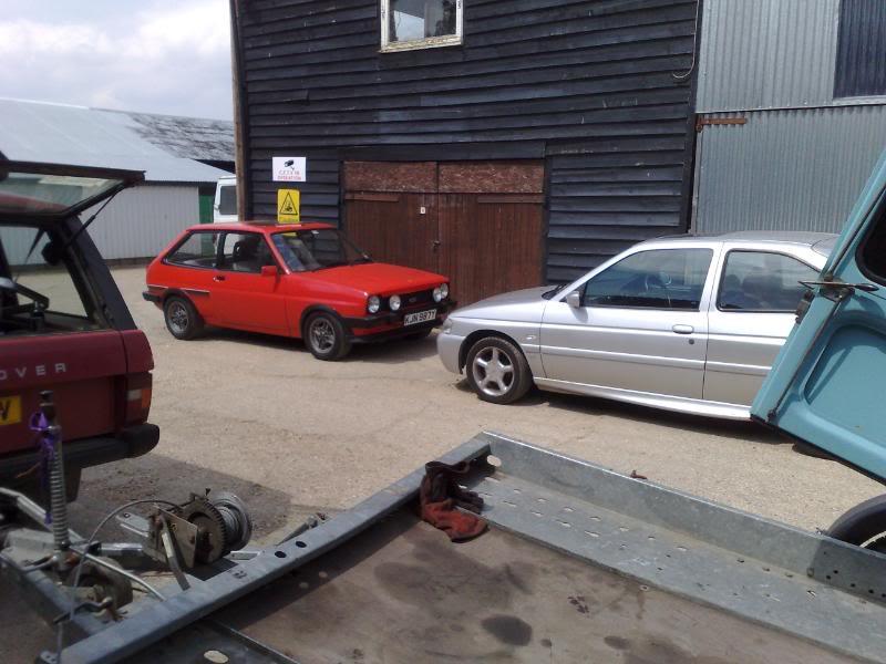 My Mk1 Fiesta