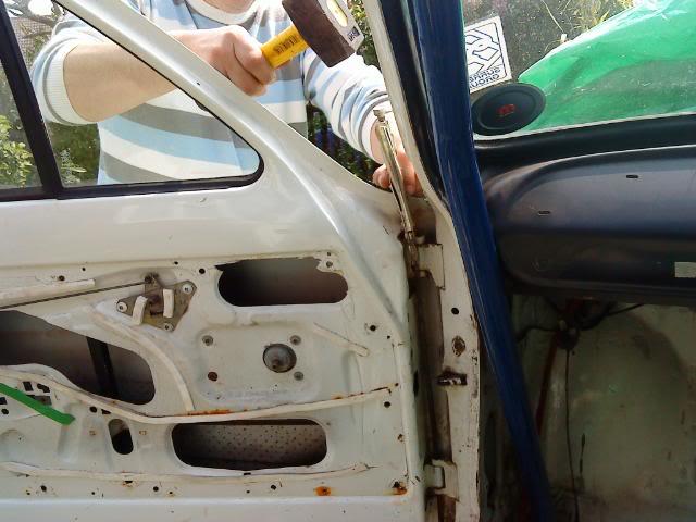 Mk1 Escort Door Hinge Pin Remover Tool