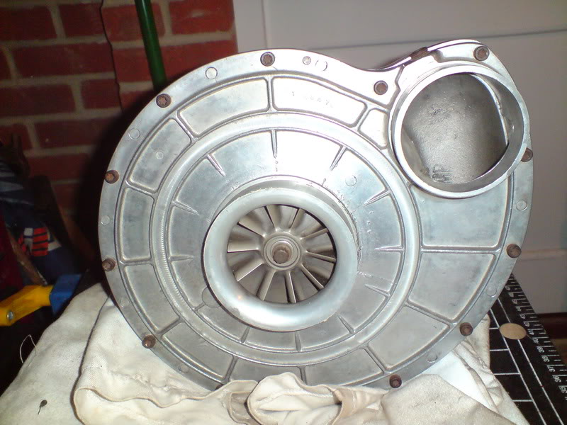 Paxton Sn93 Centrifugal Supercharger
