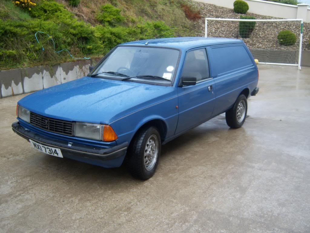 Peugeot 305 Van For Sale