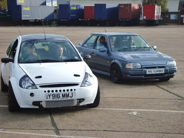 But We All Got Beaten By A Ford Ka A Mental   Vw Turbo Rwd Monster But A Ka Nonetheless Oh The Shame Of It