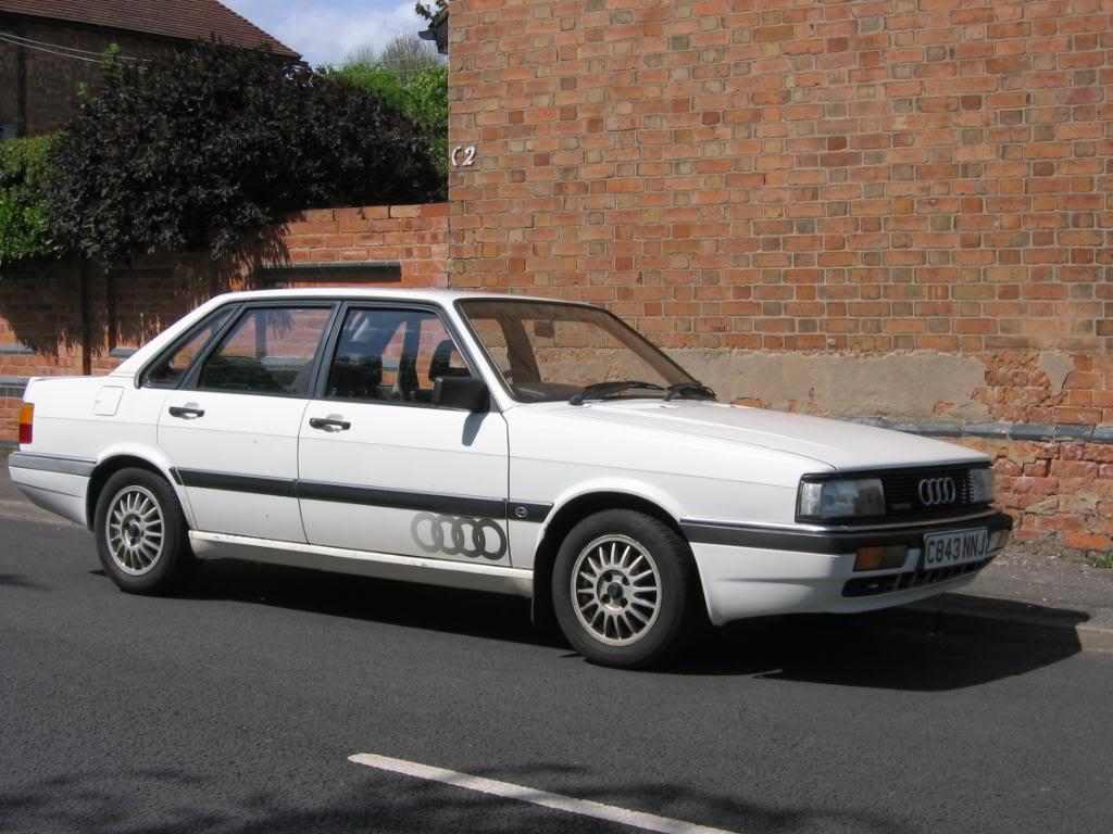 1985 Audi 90 Quattro