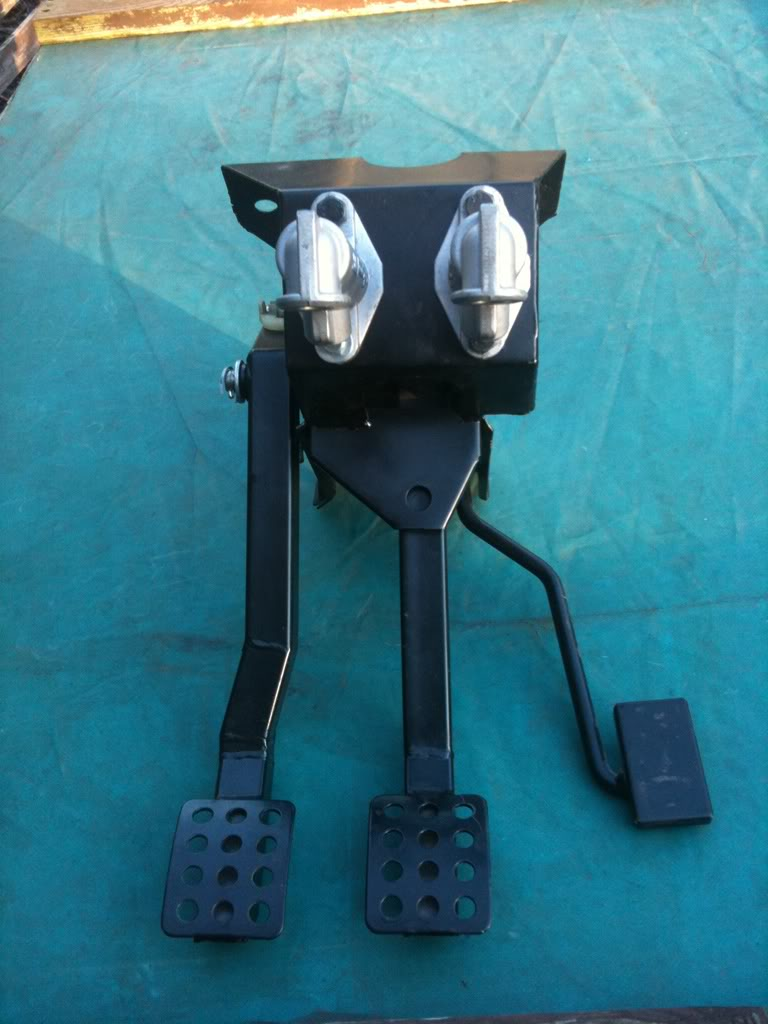 Bias Pedal Box Escort Mk1 Mk2