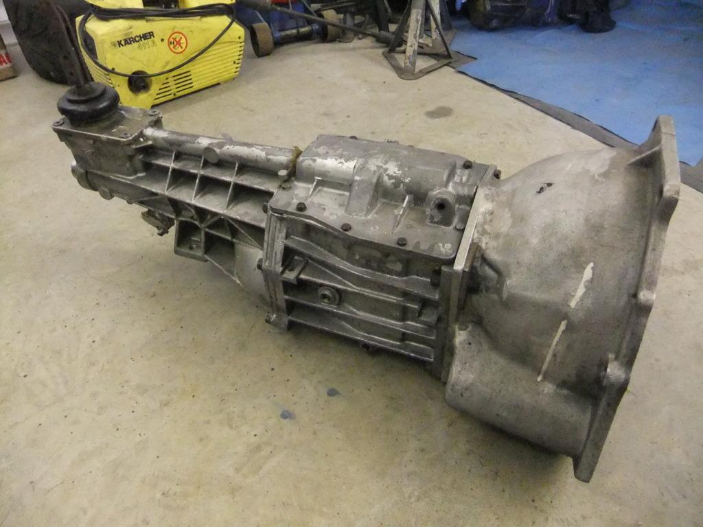 Sierra Cosworth T5 2wd gearbox