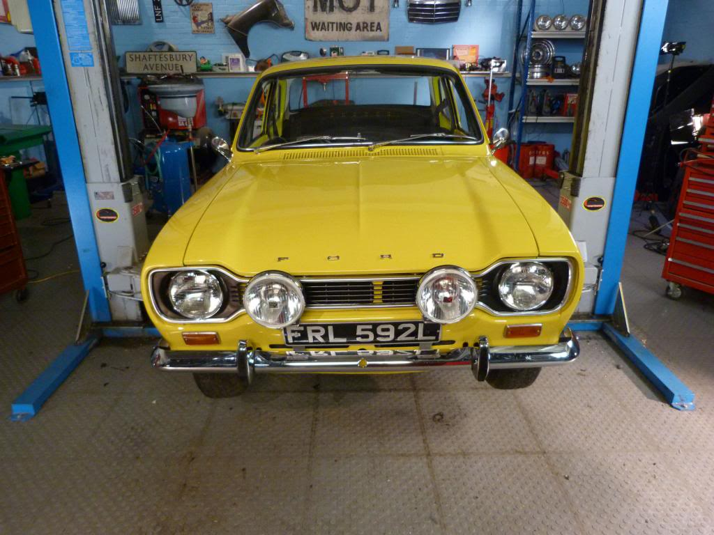 wheeler dealers escort mk1