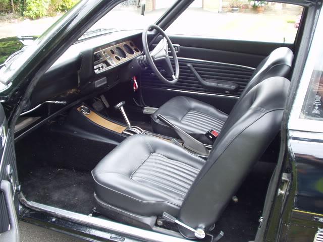 Mk1 Capri Gt Xlr Complete Interior