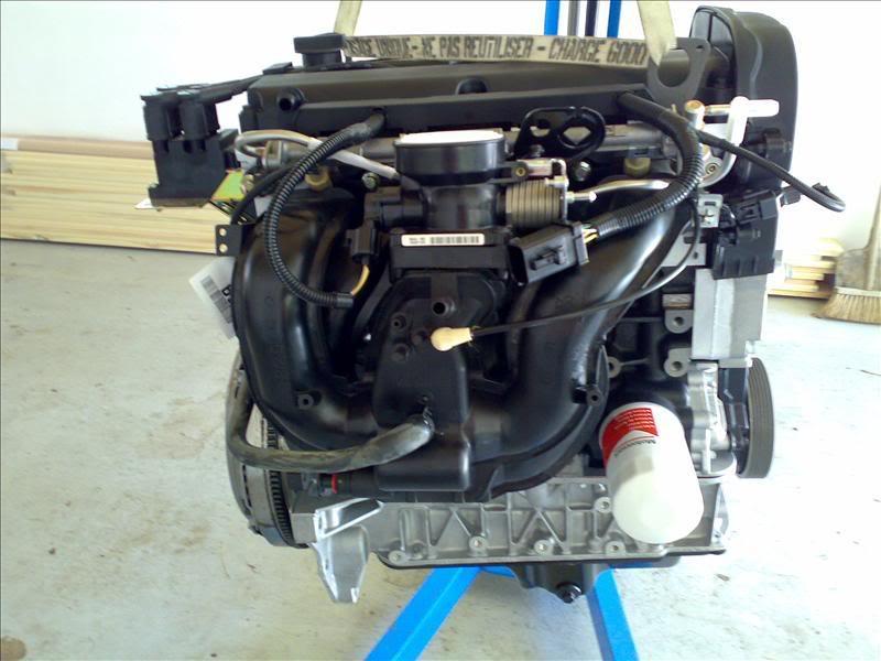 2 0 Zetec Blacktop Engine New