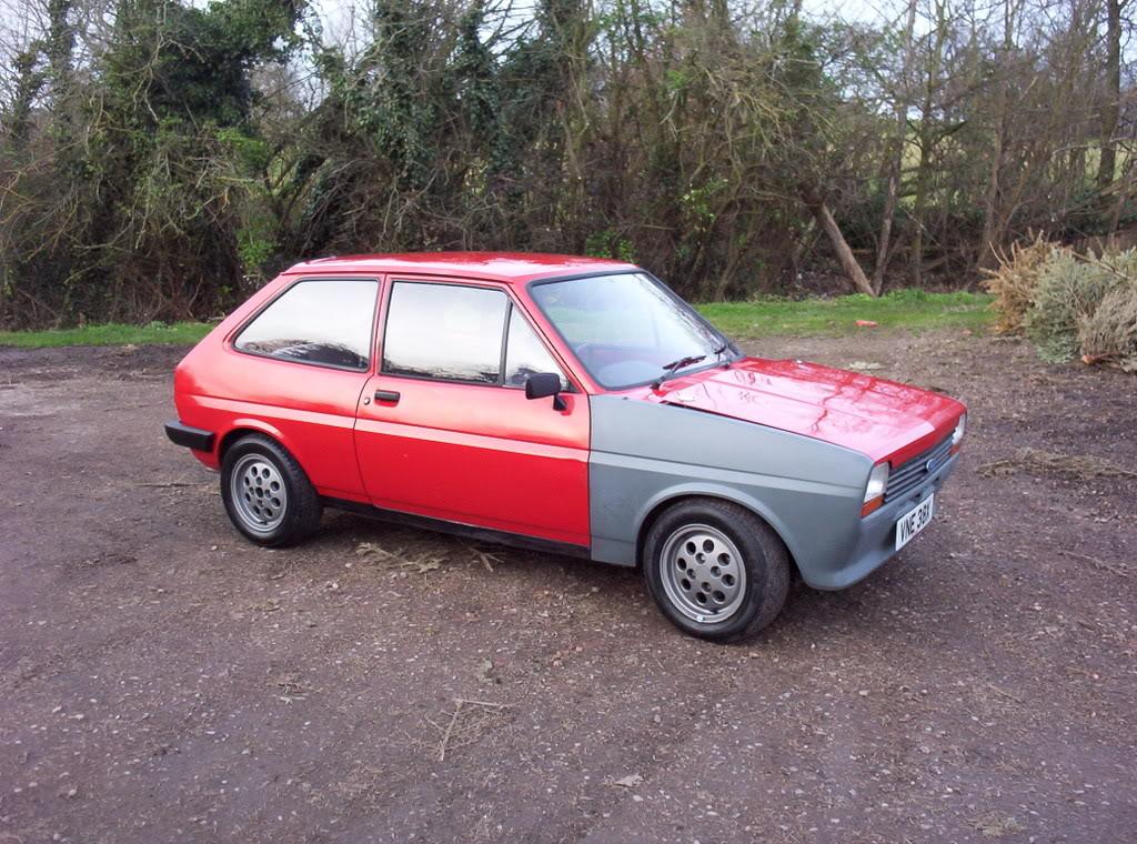 Mk1 Fiesta 1 1l 1982