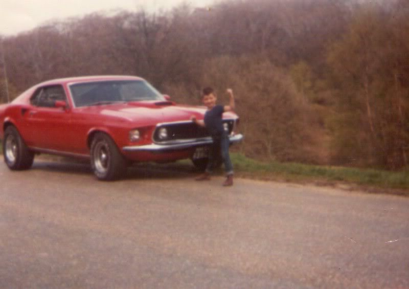 some of my old fords