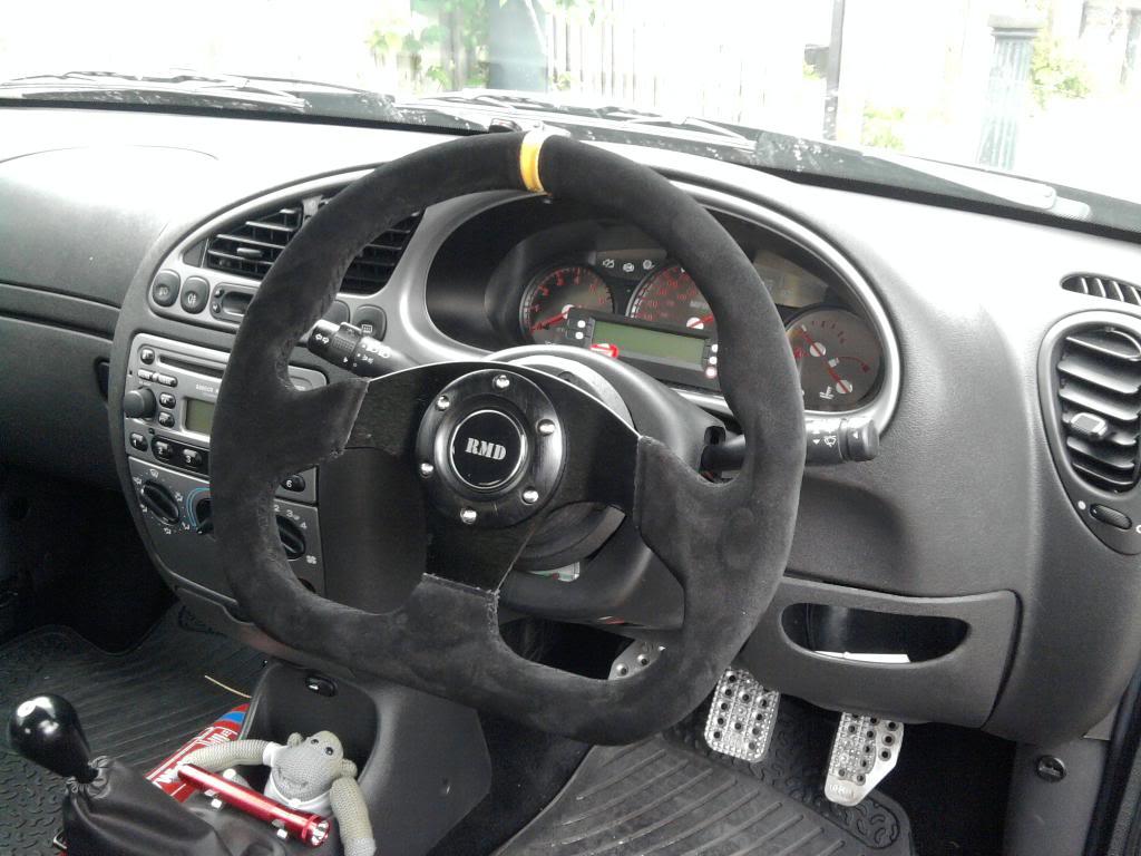 My Ford Fiesta Zetec
