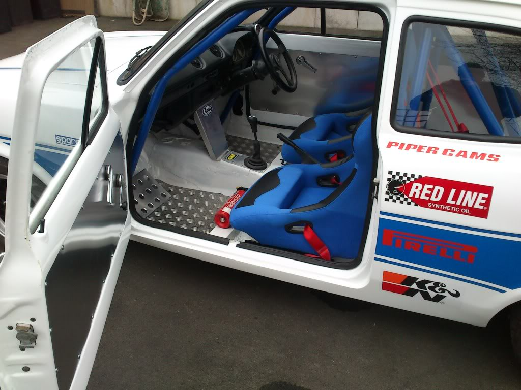 Escort Mk1 Rs2000 replica road/rally car only 1 owner genuine 53k