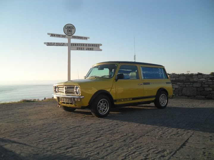 My Classic Mini Clubman Estate Modified And Updated 3000