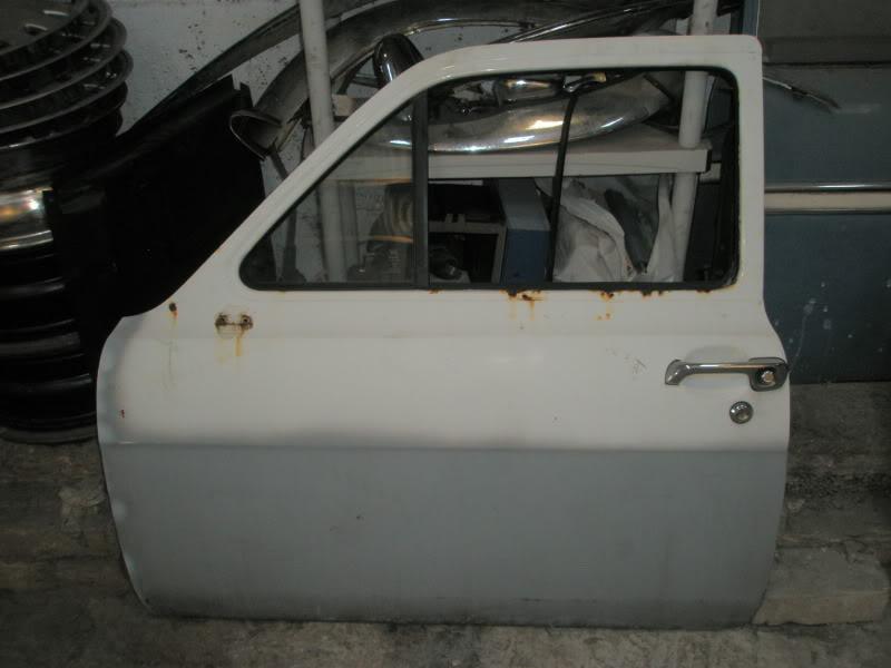 Mk2 Escort Fibreglass Panels Mk1 Doors Amp Mk2 Estate Shell