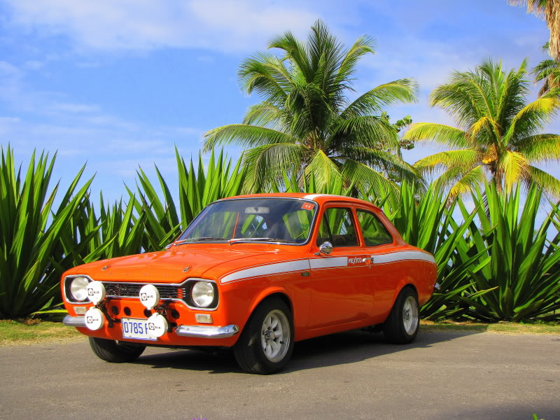 1973 Mk1 Escort For Sale In Jamaica W I