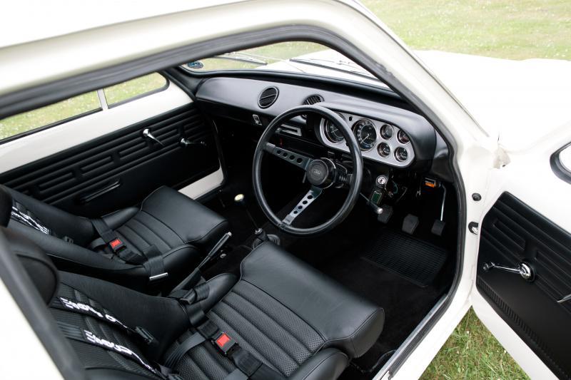 Ford Escort Twincam 1968