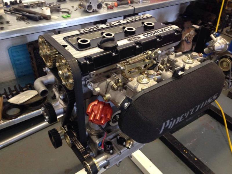 2 5 alloy blocked n/a cosworth yb engine