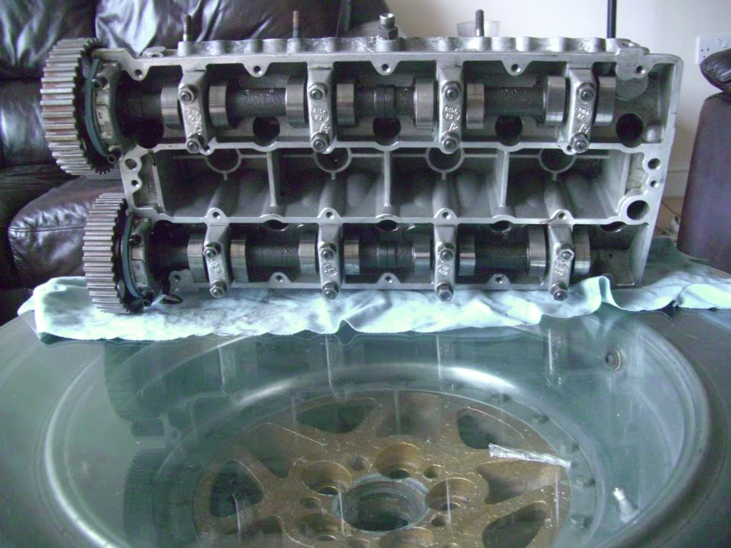 Cimg on Cylinder Block
