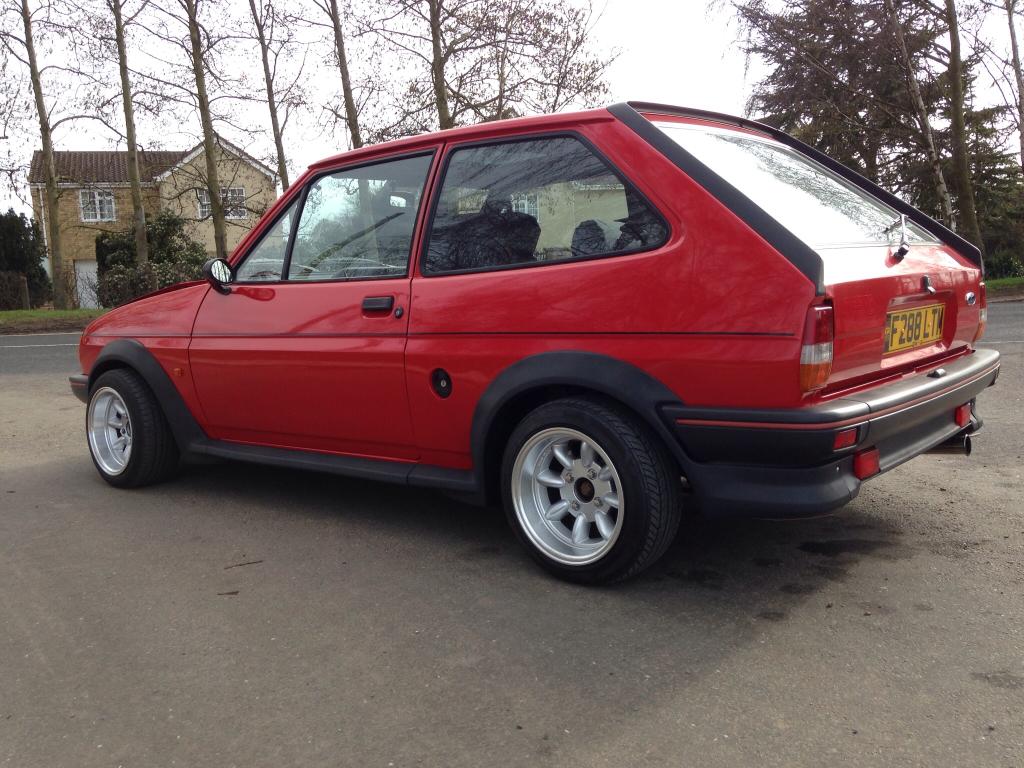Mk2 Fiesta Xr2 Rs2000