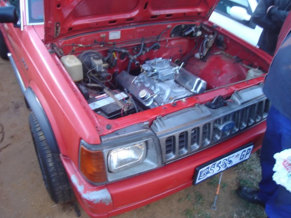 91 39 Ford Courier V8