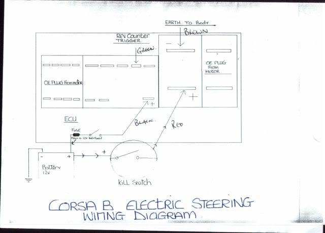 Info Request  Escort Mk2 Wiring