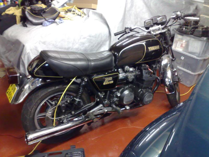 1979 Yamaha Xs1100 Shafty For Sale Sold