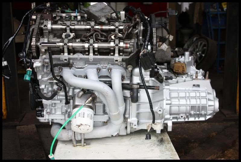 Engine Swap Mondeo
