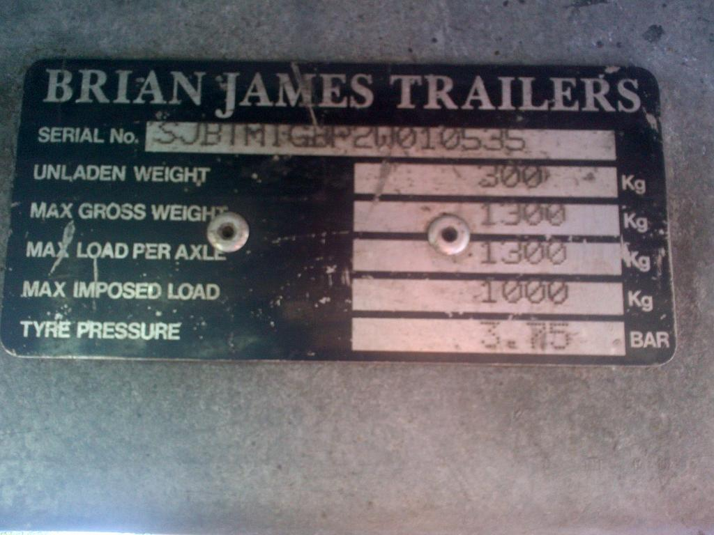 Car Ramps For Sale >> Brian James Trailer (suits Peugeot 106 / Saxo and fits ...