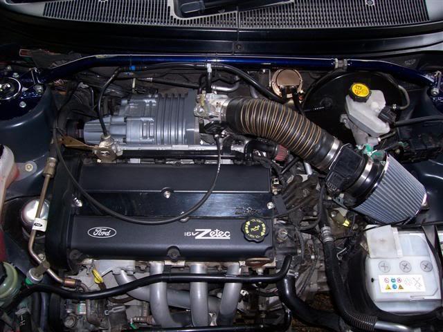 supercharger  throttle bodys