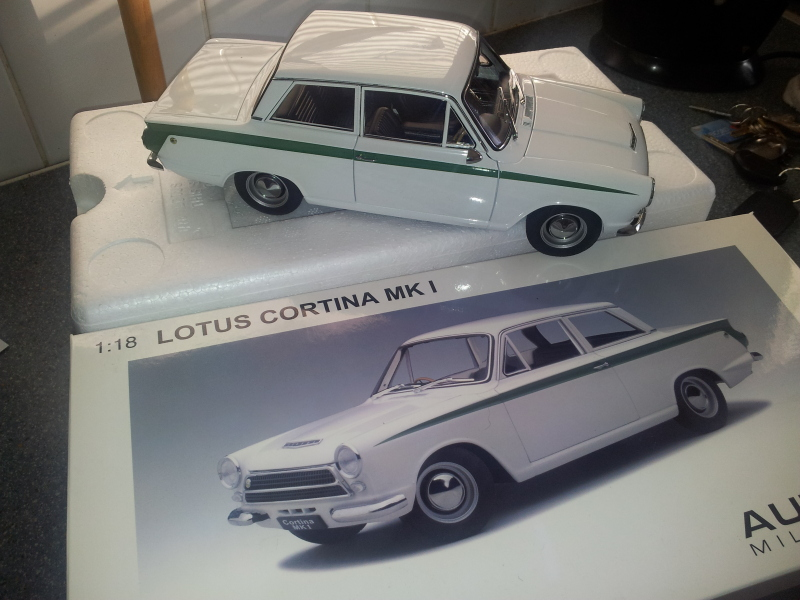 MK1 Cortina Dicast and Plastic Models Also AMT kits for sale