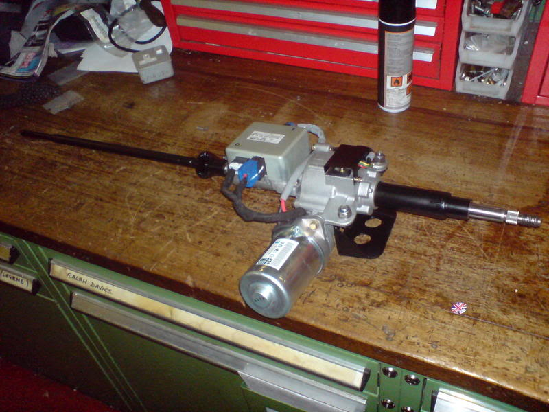 electric power steering? - Pirate4x4 Com : 4x4 and Off-Road