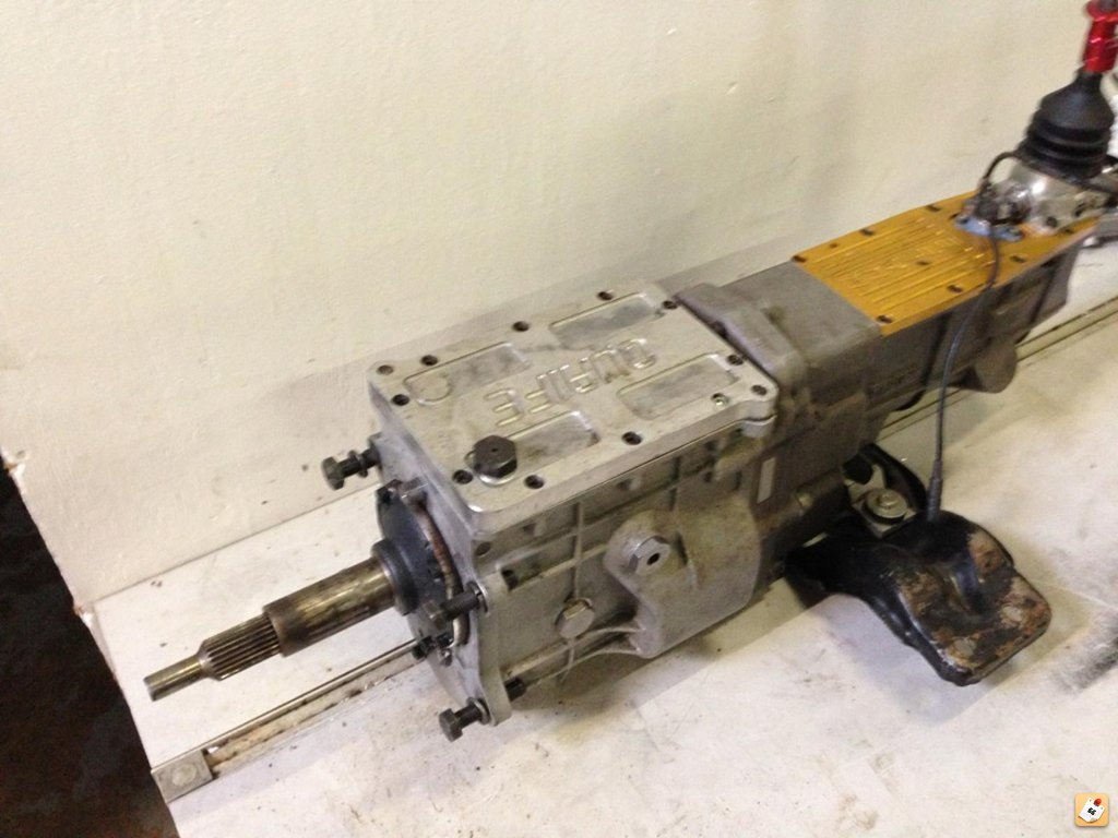 Quaife 26Z 6 Speed Sequential Gearbox AND Geartronics ...