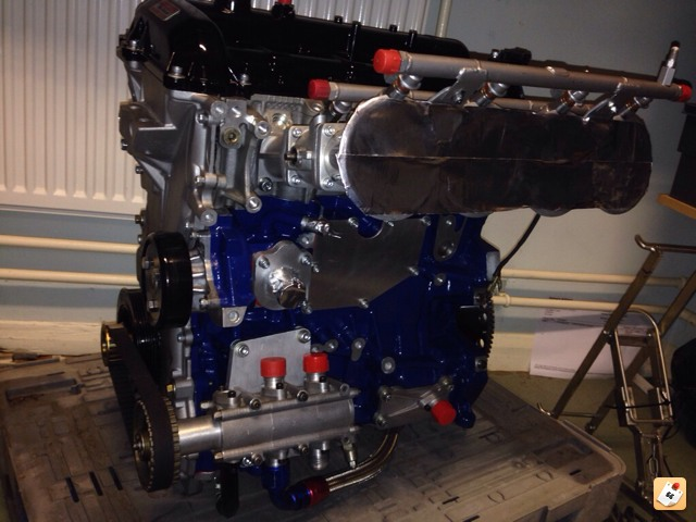 Xs Power Complete 2 3 All Steel Duratec Engine Package