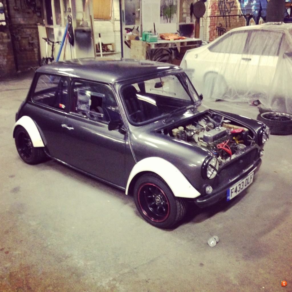 Mini Designer Miglia Replica 1380 Track Road Legal