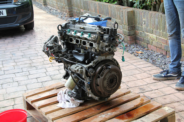 Zetec SE, Sigma, Duratec 1 6 to RX8 gearbox