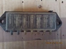 Ford Escort Mk1 Fuse Box With Lid